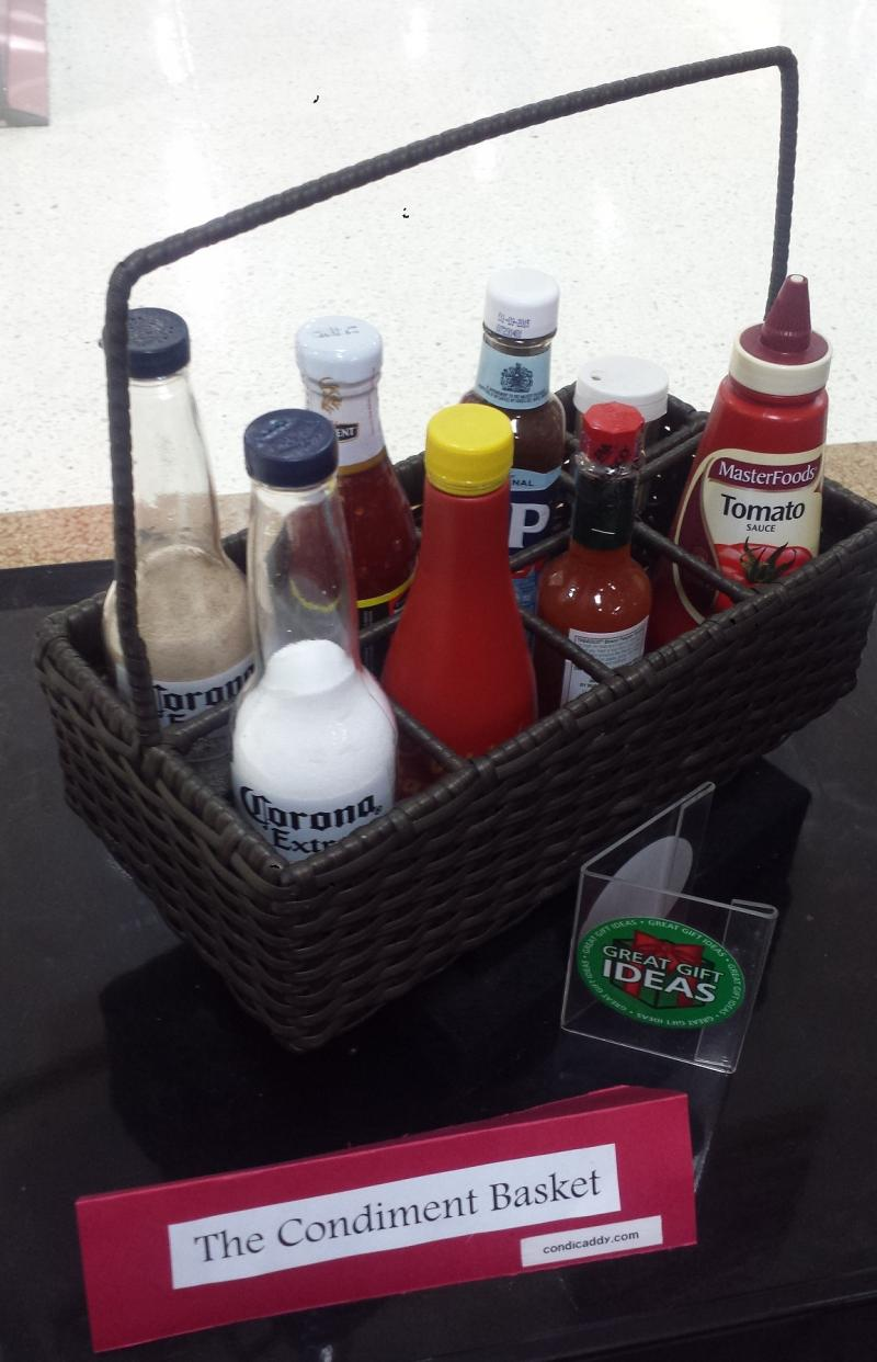 The Condiment Basket