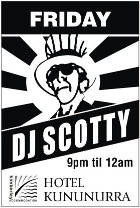 friday dj scotty